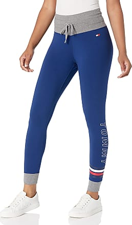 Tommy Hilfiger Womens Leggings Tight Active wear Stretchable XS M L Genuine