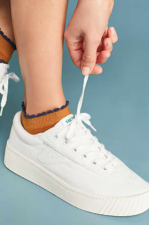 Tretorn Nylite Bold Platform Sneakers