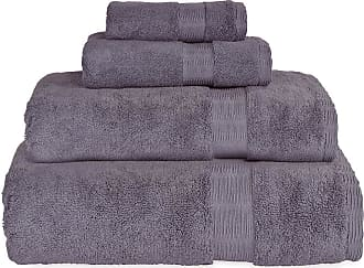 DKNY Mercer Plain Dye Towel - Dusky Lavender - Bath Towel