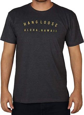 Hang Loose Camiseta Estampada Hang Loose Aloha - P