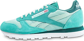 66ebdb6d385e9 Reebok Homme Classic Leather Montana Cans Color System Verte Baskets