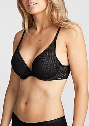 fb69360edb Calvin Klein Underwear Geo lace plunge bra