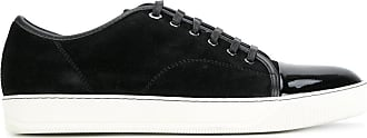 Lanvin toe-capped sneakers - Black