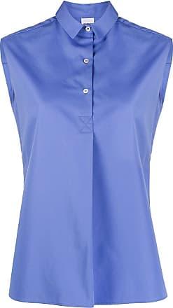 Aspesi Camisa sem mangas - Azul