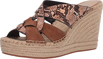 Kenneth Cole Womens Espadrille, Wedge Brown Size: 4.5 UK
