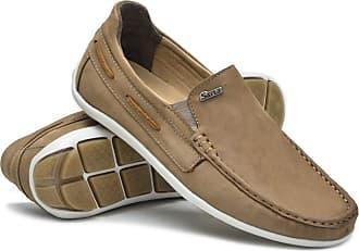 Di Lopes Shoes Mocassim Jerry Nobuck 100% Couro (40, Ferrugem)
