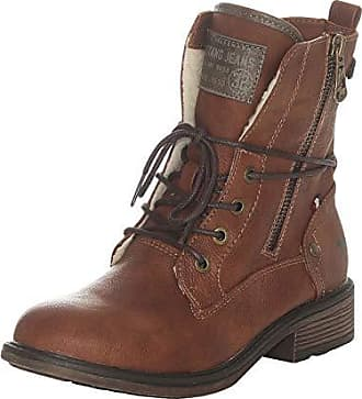 Mustang Shoes Damen Schuhe Stiefeletten 1264-604-301 Kastanie 37 7e34dead01