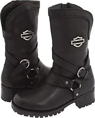 HARLEY-DAVIDSON FOOTWEAR Womens Stylewood Motorcycle Boot