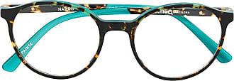 Etnia Barcelona Armação de óculos redonda Nara - Azul