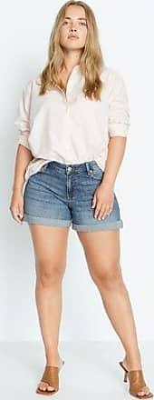 Violeta by Mango Denim shorts