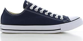 Converse All Star Low OX Navy Blauw Heren