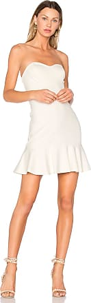 Amanda Uprichard Rocky Dress in White