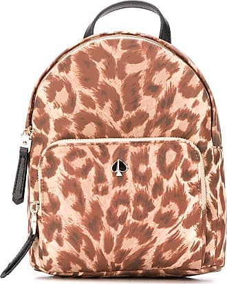 Kate Spade New York Mochila com estampa de leopardo - Neutro