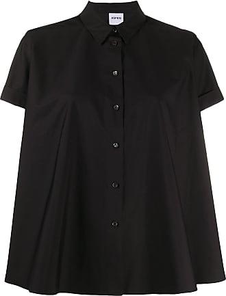 Aspesi Camisa mangas curtas - Preto