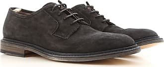Officine Creative Lace Up Shoes for Men Oxfords, Derbies and Brogues On Sale, Black, Suede leather, 2017, 10 10.25 11.5 8.5 9 9.5