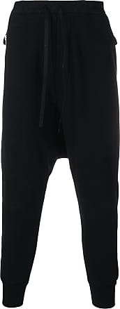 c40d967b09a Unravel regular fit track pants - Black