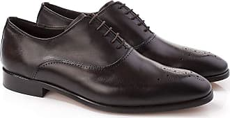 Viggo Sapato Social Cambridge - Dark Brown - Tam 40