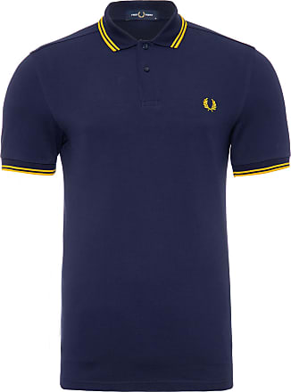Fred Perry POLO MASCULINA M5578 - AZUL