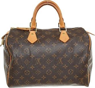 6397386ddb454 Louis Vuitton gebraucht - Speedy 30 aus Canvas in Braun - Damen - Canvas