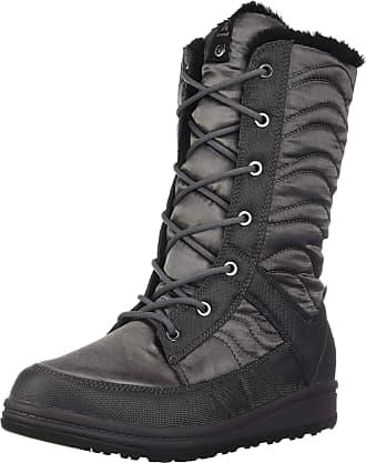 kamik Womens Bailee2 Snow Boots, Grey (Charcoal Cha), 8 UK