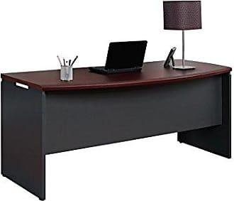 Dorel Home Products Ameriwood Home Pursuit Executive Desk, Cherry