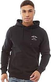 Firetrap brushback fleece overhead hoodie