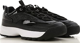 Guess Sneakers for Women On Sale in Outlet, Black, Fabric, 2019, 3.5 4.5 6.5 7.5