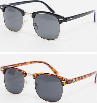 7X SVNX Retro Plastic Mix 2 Pack Sunglasses-Multi