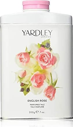 Yardley by Yardley ENGLISH ROSE TALC 7 OZ (NEW PACKAGING) for WOMEN -(Package Of 4)