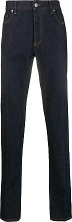 Ermenegildo Zegna straight leg trousers - Blue
