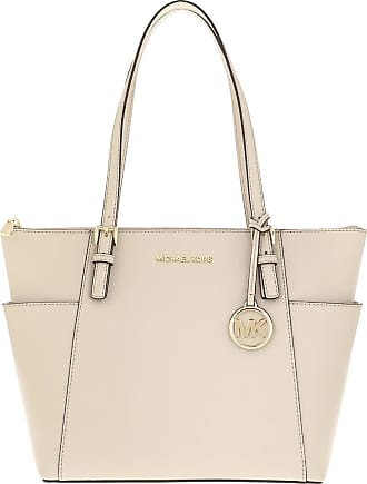Michael Kors Tote - Jet Set Item Tote Bag Light Sand - grey - Tote for ladies