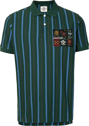 Kent & Curwen striped cotton polo shirt - Multicolour