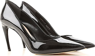 Alexander McQueen Pumps & High Heels for Women On Sale in Outlet, Black, Patent Leather, 2017, 10 6 6.5 7 8