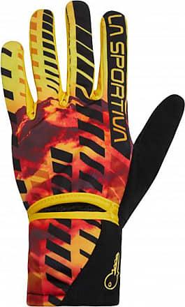 La Sportiva Trail Gloves Guanti Uomo | nero/rosso/arancione