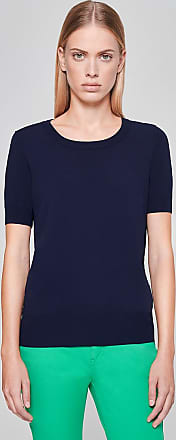 Escada Sport Contrast-Trimmed Sweater