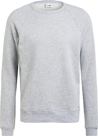 Nn.07 Sweatshirt ROBIN - HELLGRAU MELIERT