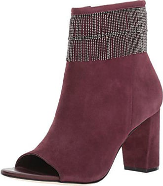 Bernardo Womens Honour Fashion Boot, Bordeaux Suede, 9 M US