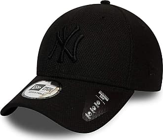 New Era New York Yankees Diamond Era CoolEra, SolarEra and MicroEra Technology Baseball Cap Hat Black