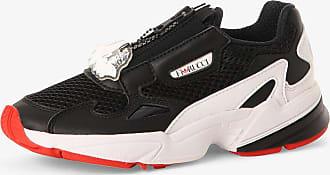 adidas Originals Damen Sneaker - Falcon Zip schwarz