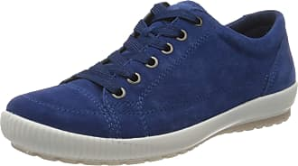Legero Womens Tanaro Low-Top Sneakers, Blue (True Blue (Blue) 82), 5.5 UK