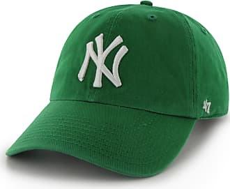 47 Brand New York Yankees 47 Brand MLB Clean Up Adjustable Hat - Green