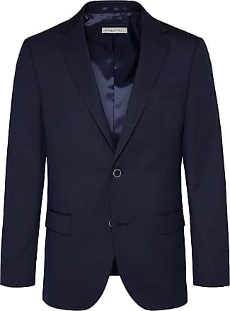 Bugatti Mens 793232-99600 Suit Jacket, Blue, 30
