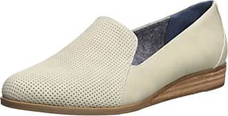 Dr. Scholls Womens Dawned Loafer, Oyster Smooth, 7 M US