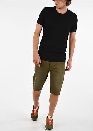Diesel Drawstring D-KROOSHORT-NE Joog Jeans Shorts Größe 34