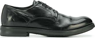 Officine Creative Academia lace-up shoes - Black