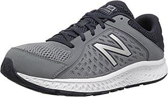 7c5169b71b New Balance Mens 420v4 Cushioning Running Shoe, Grey, 7.5 4E US