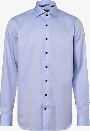 Olymp Signature Herren Hemd - Savio blau