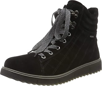 Legero Womens Campania Snow Boots, Black (Schwarz (Schwarz) 00), 4 UK