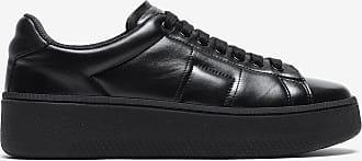 Maison Margiela Sneakers In Pelle Con Zeppa