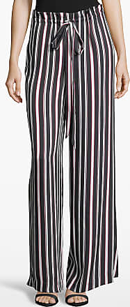 Robert Graham Womens Emerson Stripe Printed Pants Size: 10 by Robert Graham